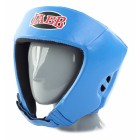 Шлем боксёрский (кожа) Jabb JE-2004