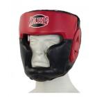 Шлем боксёрский (иск. кожа) JE-2090 JABB