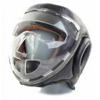 Шлем боксёрский с защитной маской  JE-2104  JABB