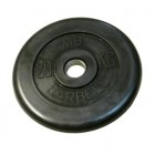 Диск 20кг (51мм)  MB BARBELL
