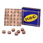 Наклейка многослойная для кия SUISEI  (M) 13мм