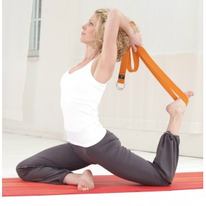 Ремень для йоги  IB  3,8х186см