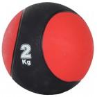 Медбол MBR2 D19,5см 2кг резина