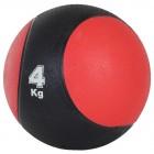 Медбол MBR4 D22см 4кг резина
