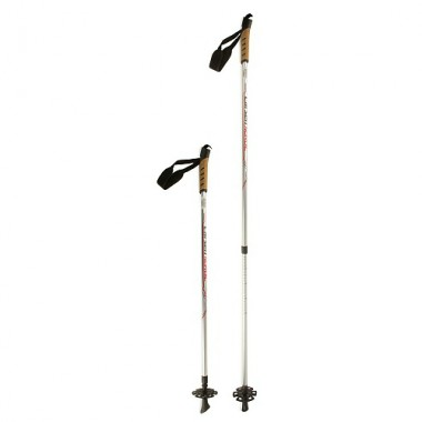 Палки для скандинавской ходьбы Nordic 90-140см  LARSEN