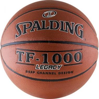 Мяч баскетбольный SPALDING  Russia PBL Legacy 74-466Z