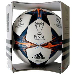 Мяч ф/б Finale Lisbon Official Match Ball ADIDAS