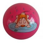 Мяч силиконовый  Щенок 15см LARSEN