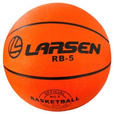 Мяч баскетбольный  LARSEN  RB5