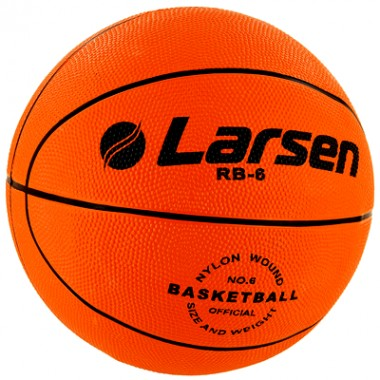 Мяч баскетбольный  LARSEN  RB6