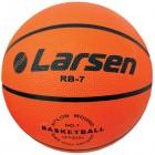Мяч баскетбольный  LARSEN  RB7