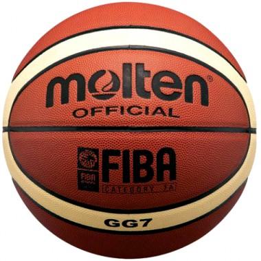 Мяч баскетбольный  MOLTEN   BGG7