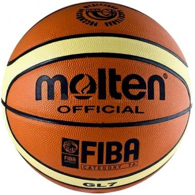 Мяч баскетбольный  MOLTEN  BGL7