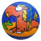 Мяч резиновый 14см