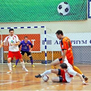 Мяч футзальный Super League АМФР РФС FIFA  SELECT