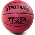 Мяч баскетбольный TF-250 All Surf SPALDING