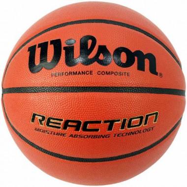 Мяч баскетбольный  WILSON  Reaction, р 7 B1237
