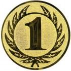 Эмблема 1-место (д.25) А36