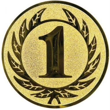 Эмблема 1-место (д.50) А36