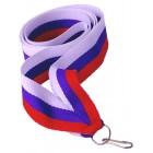 Лента для медали триколор Россия 24мм