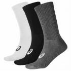 Носки ASICS CREW SOCK белые/черные/серые