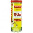 Мяч для большого тенниса WILSON Championship Extra Dry 3шт