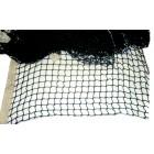Сетка для большого тенниса черная усиленная 3,1 мм
