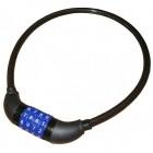 Велозамок кодовый 55см (D 6мм) LARSEN