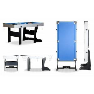 """Складной бильярдный стол для пула """"Team I"""" 5 ф (черный)"""